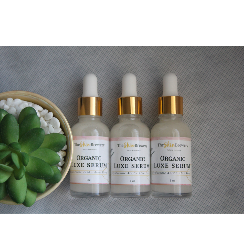 Organic Luxe Serum - The Skin Brewery