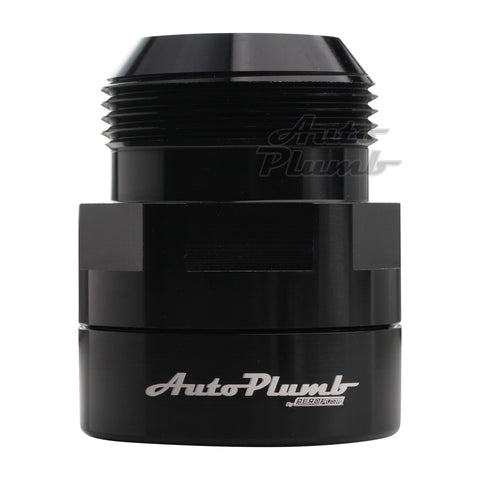 "AutoPlumb Adaptor - Black 20AN 1.325"" - 1.350"""