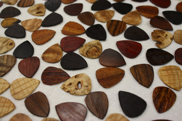 Wooden picks