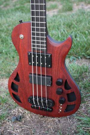 Bloodwood Custom Bass
