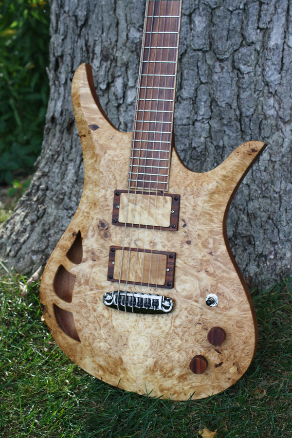 Maple Burl Omni