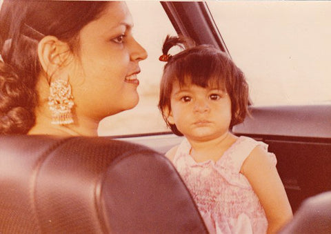 Samar, Baby Hero, Co Founder and Her Mother