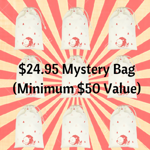 $24.95 Mystery Bag (Min $50 Value!) of 100% Organic & Fair Trade Baby Clothes - Baby Hero - 1