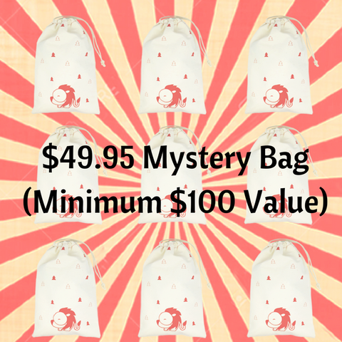 $49.95 Mystery Bag (Min $100 Value!) of 100% Organic & Fair-Trade Baby Clothes - Baby Hero - 1