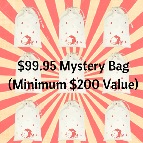 $99.95 Mystery Bag (Min $200 Value!) of 100% Organic & Fair-Trade Baby Clothes - Baby Hero - 1