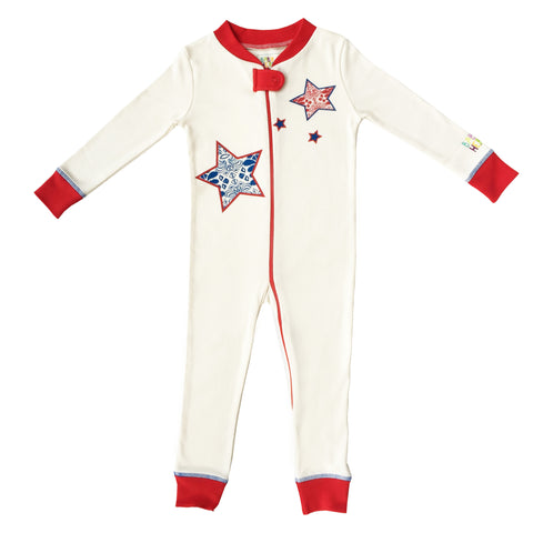 All-American 3-Piece Basketball Gift Set - Onesie/Footie/Toy - 100% Organic Cotton - Baby Hero - 2