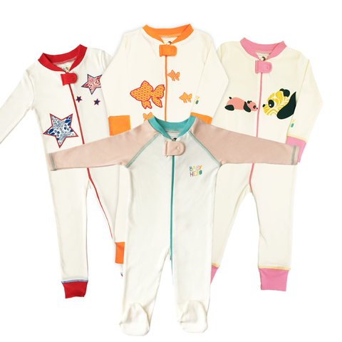 Four Fabulous Footies Gift Set - Baby Hero - 3