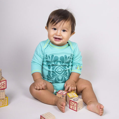 Big Sibling & Baby Sibling Gift Set - Toddler Tee, Baby Onesie - 100% Organic Cotton - Baby Hero - 8