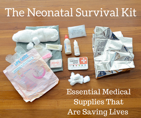 Donate A Neonatal Survival Kit - Baby Hero - 1