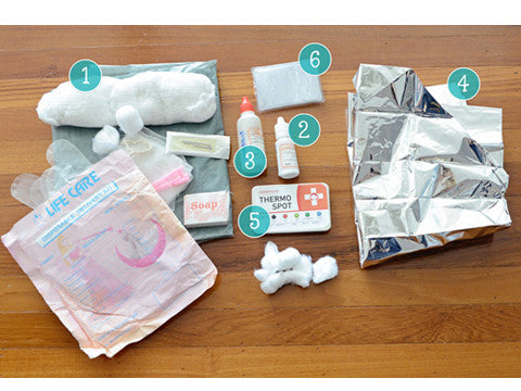 Donate A Neonatal Survival Kit - Baby Hero - 2