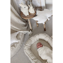 Afbeelding in Gallery-weergave laden, Cotton&Sweets babynestje Natural