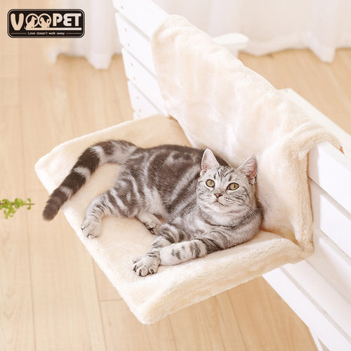 Cat Bed Removable Window - catixy