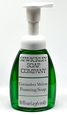 Cucumber Melon Foaming Hand Soap