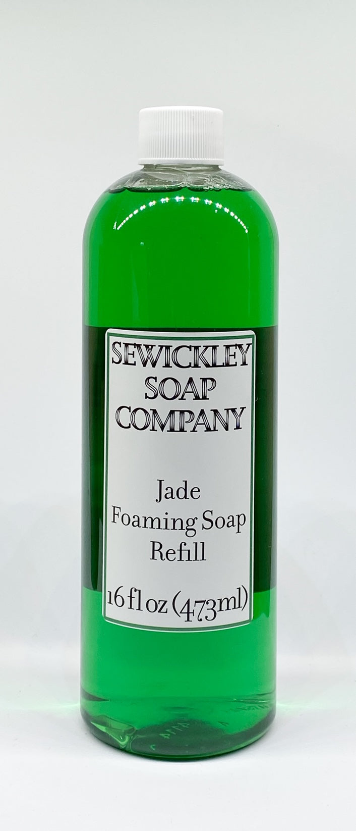 Jade Scented Foaming Hand Soap - 16oz Refill