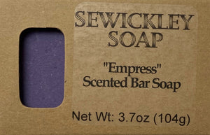 """Empress"" Bar Soap"