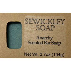 """Anarchy"" Bar Soap"