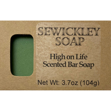 High on Life Bar Soap