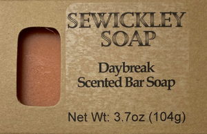 Daybreak Bar Soap