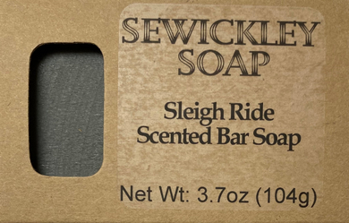 Sleigh Ride Bar Soap