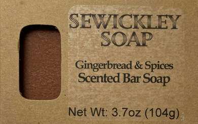Gingerbread & Spices Bar Soap