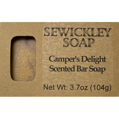 Camper's Delight Bar Soap