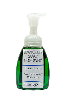 Hidden Forest Scented Foaming Hand Soap