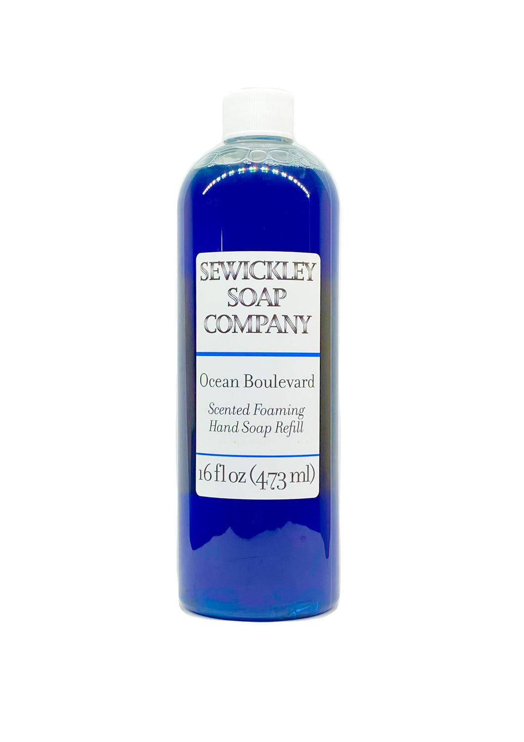 Ocean Boulevard Scented Foaming Hand Soap - 16oz Refill