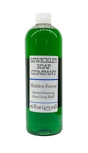 Hidden Forest Scented Foaming Hand Soap - 16oz Refill