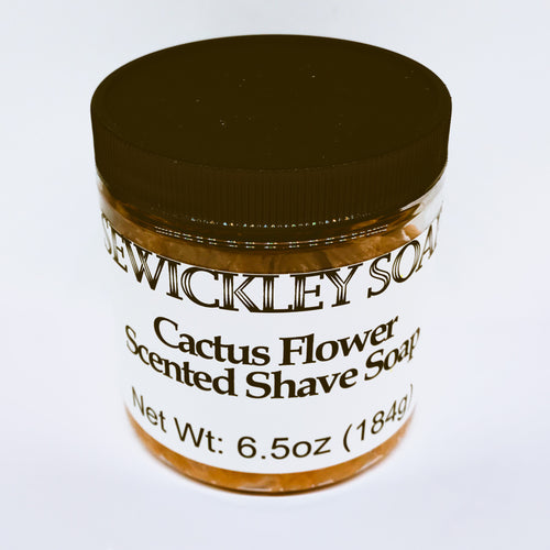 Cactus Flower Shaving Soap