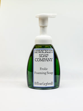 Frolic Foaming Hand Soap