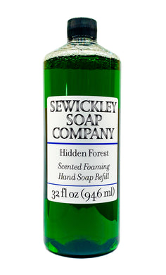 Hidden Forest Scented Foaming Hand Soap - 32oz Refill