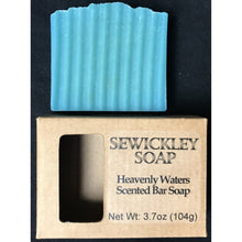 Load image into Gallery viewer, Heavenly Waters Bar Soap