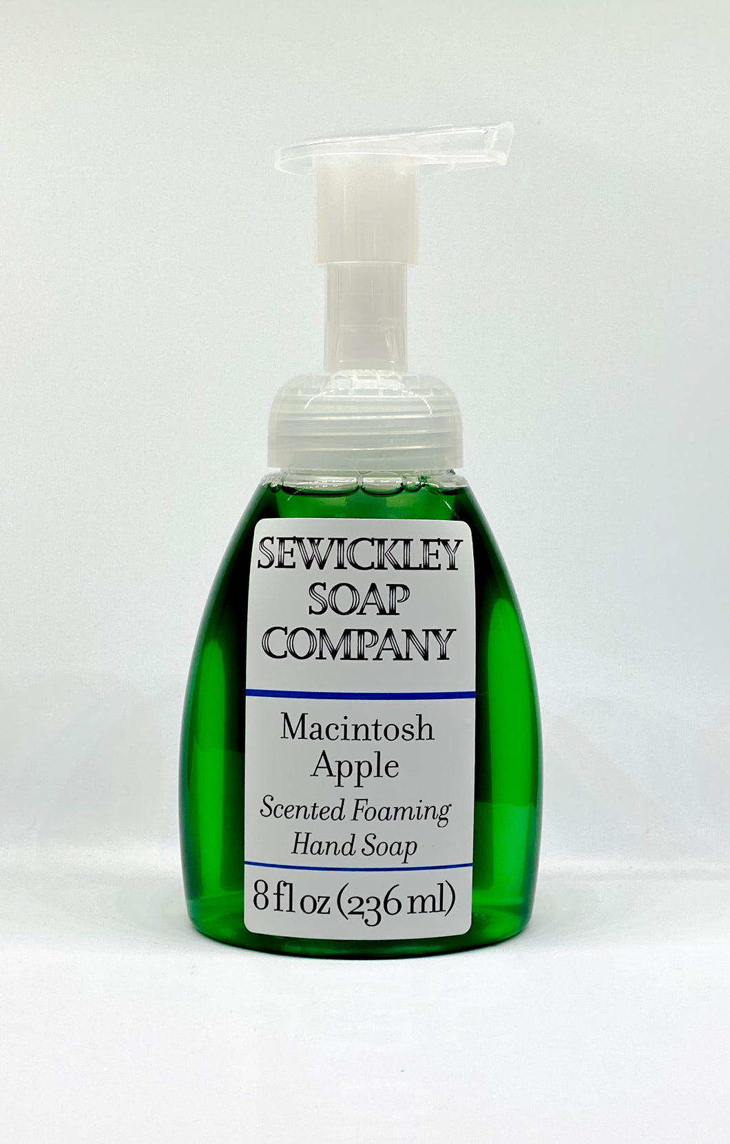 Macintosh Apple Scented Foaming Hand Soap