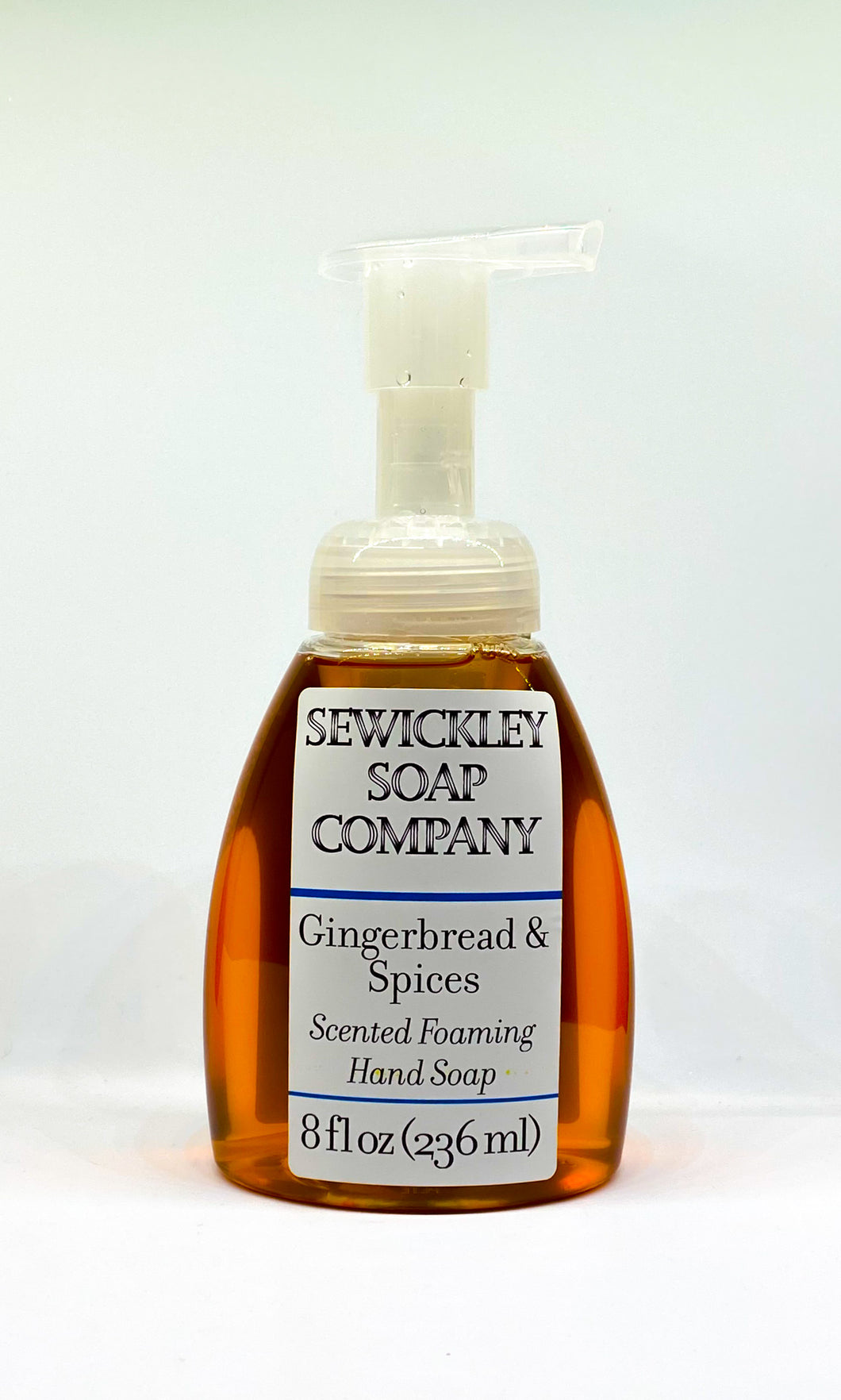 Gingerbread & Spices Foaming Hand Soap