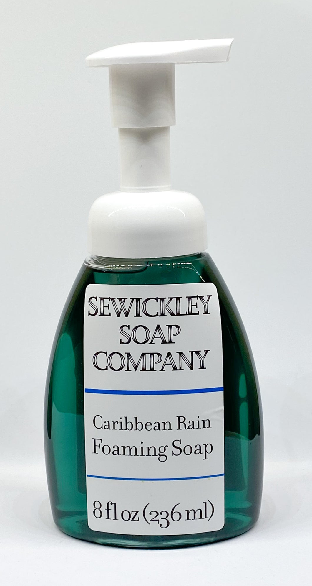 Caribbean Rain Scented Foaming Hand Soap