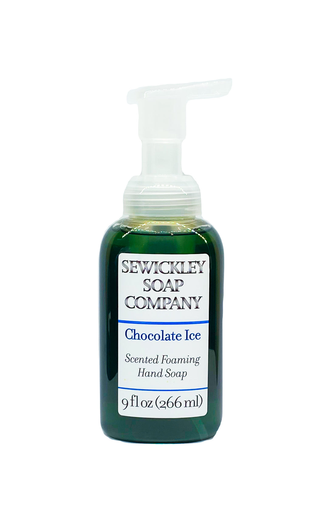 Chocolate Ice Scented Foaming Hand Soap