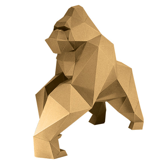Gorilla Model - Gold Limited Edition