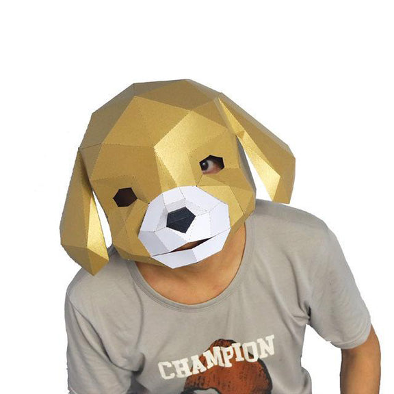 Cute Puppy Mask