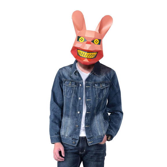 Scary Rabbit Mask