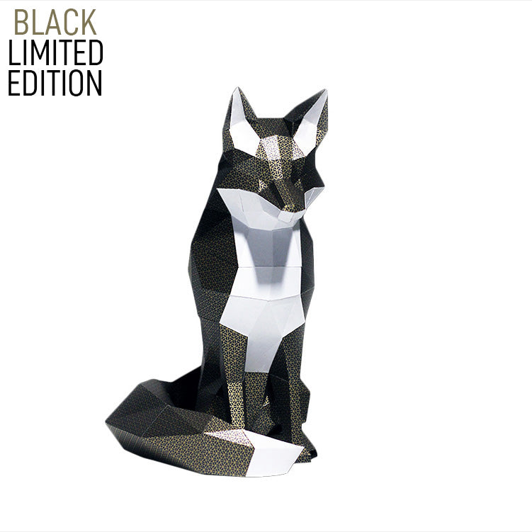 Fox Model - Black Limited Edition