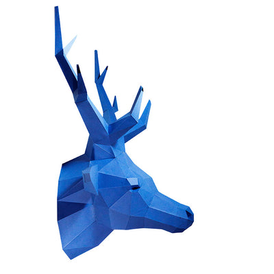 Deer Head Wall Art