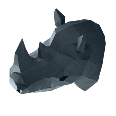 Rhino Head Wall Art