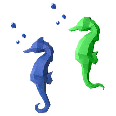 Seahorses Wall Art