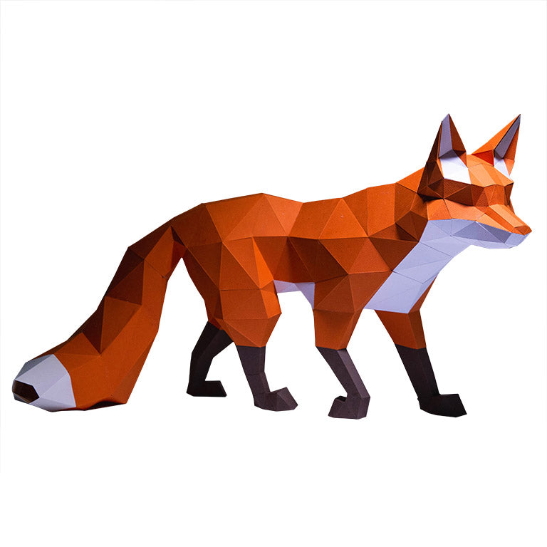Walking Fox Model