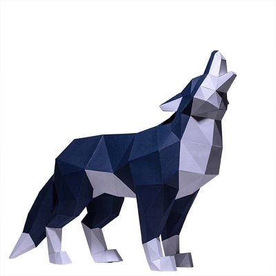 Standing Wolf Model