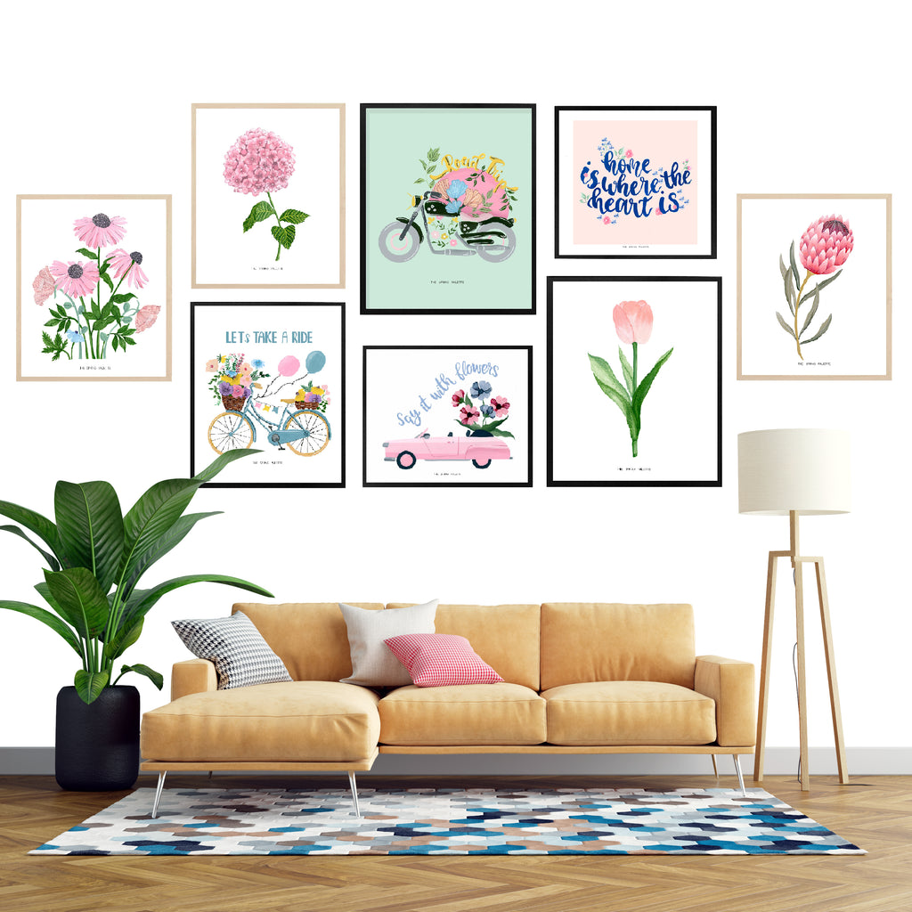 Art Prints/Frames