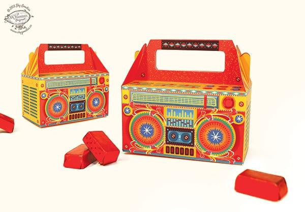 Boombox Gift Boxes (Set of 10)
