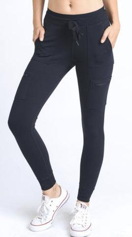 Cargo Leggings Mono B