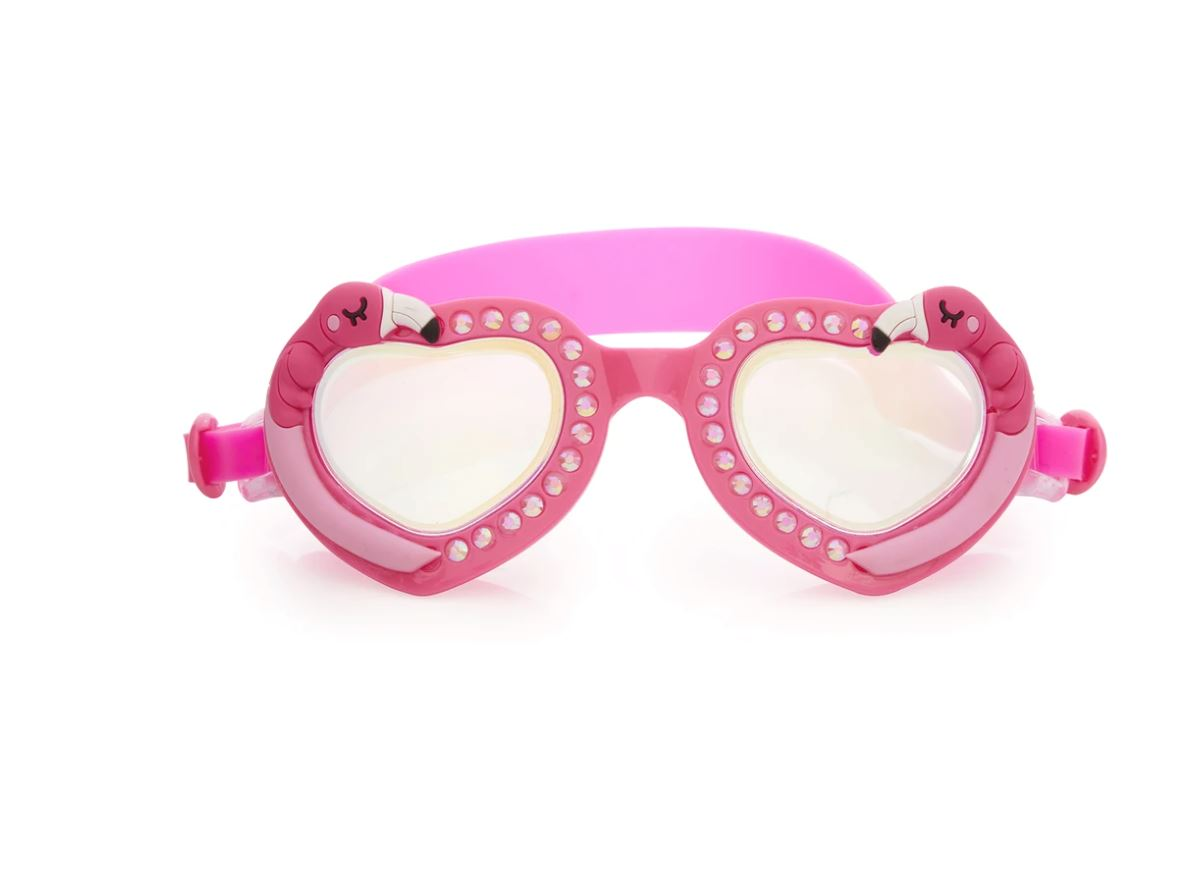 Fab Flamingo Goggles Gifts Bling2.0
