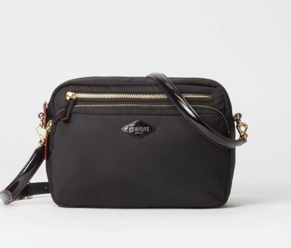 Gramercy Crossbody Black MZ Wallace